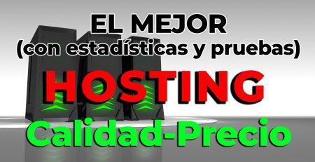 El mejor hosting calidad-precio wordpress 2020
