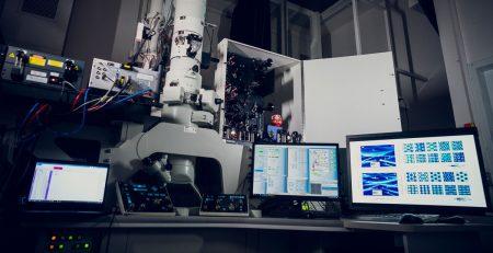 El nuevo microscopio es tan potente que puede ver moverse la luz